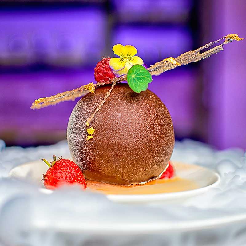 Glob de ciocolata