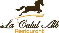 Restaurant La Calul Alb Logo